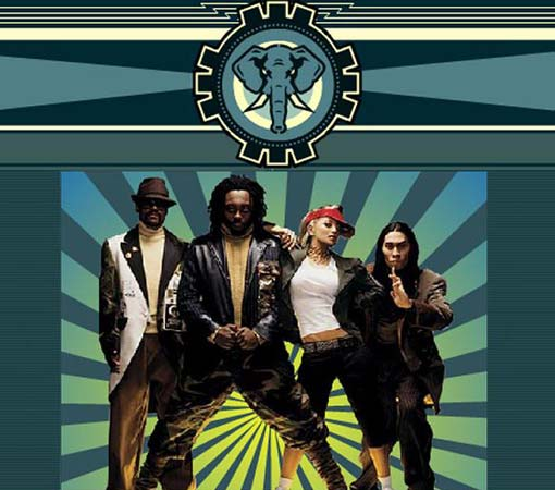 Enter to Black Eyed Peas HomePage